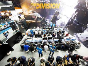 the division paris games week