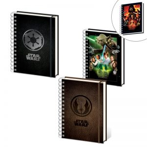 cahier-a5-star-wars