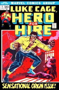hero for Hire 1 Jun 72