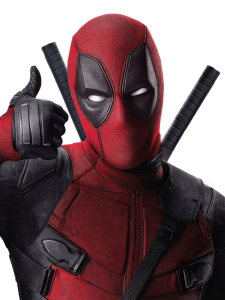 Deadpool buste